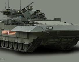 """Lộ diện xe bọc thép của Nga """"nguy hiểm"""" ngang siêu tăng Armata"""