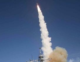 Mỹ cân nhắc triển khai hệ thống phòng thủ tên lửa Aegis ở Biển Đen