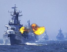 Philippines tố Trung Quốc tập trận bắn đạn thật ở Biển Đông