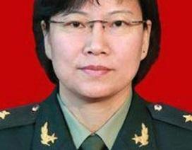 Nữ thiếu tướng thứ hai quân đội Trung Quốc bị điều tra