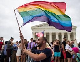 Hôn nhân đồng tính hợp pháp trên toàn nước Mỹ