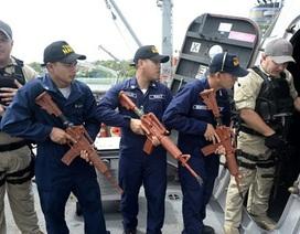 Tập trận chung Mỹ - Philippines trên vùng biển Sulu