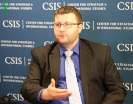 """Chuyên gia Mỹ: """"Trung Quốc khó có thể thiết lập ADIZ tại Biển Đông"""""""