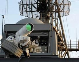 Mỹ dự định trang bị vũ khí laser lên các tàu sân bay thế hệ mới