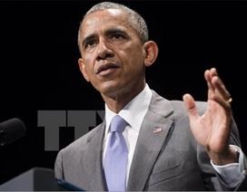 Mỹ: Quyền đàm phán nhanh vượt cửa ải quyết định tại Thượng viện