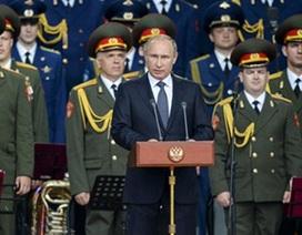 Putin tuyên bố bổ sung 40 tên lửa đạn đạo vào kho vũ khí