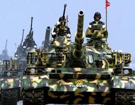 Trung Quốc trình làng giàn vũ khí hiện đại nhất tại Lễ duyệt binh 2015