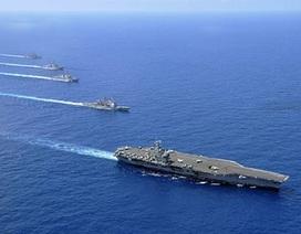 Chỉ số Hòa bình Toàn cầu: Xung đột Biển Đông là điểm nhấn