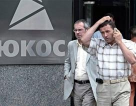 Nga chuẩn bị cuộc chiến pháp lý với Pháp và Bỉ vì vụ Yukos