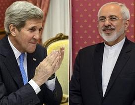Ngoại trưởng Mỹ và Iran là ứng cử viên giải Nobel Hòa bình