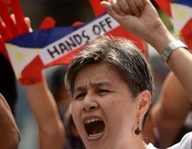 Ủng hộ quốc tế là lợi thế của Philippines trong vụ kiện Trung Quốc