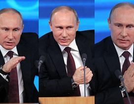 Tình báo Mỹ đã theo dõi ông Vladimir Putin suốt 20 năm qua