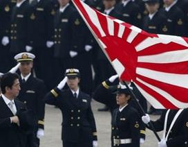 """Nhật Bản: """"Cơn địa chấn"""" quyết liệt trở lại về quân sự?"""