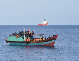 Australia chưa xác nhận tin phát hiện tàu chở người tị nạn Việt Nam