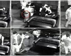 Bắt được tỉ phú Campuchia đánh đập dã man nữ diễn viên
