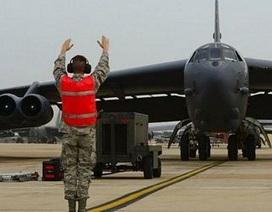 """Chiến lược """"pháo đài bay"""" B-52 răn đe Trung Quốc của Mỹ"""