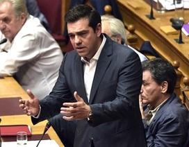 Phép thử mới cho Thủ tướng Tsipras