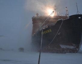 """Nga-Mỹ-Trung """"tranh hùng"""" tại Bắc Cực"""
