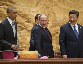 Vì Trung Quốc, Putin bất ngờ quay sang ủng hộ Mỹ?