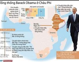 Quê nội Kenya háo hức đón Tổng thống Mỹ về thăm