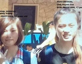 """Tìm thấy hai thiếu nữ Việt """"mất tích"""" kỳ lạ ở sân bay Mỹ"""