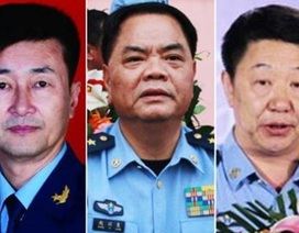 Biến động nhân sự Quân đội Trung Quốc