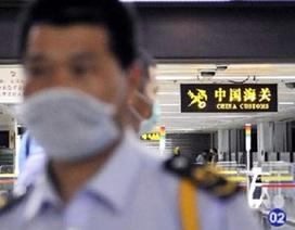 """Quan chức hải quan Trung Quốc bị người tình """"vạch mặt"""""""