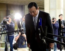Bê bối hối lộ chấn động Hàn Quốc