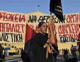 Trận chiến cam go của Thủ tướng Hy Lạp