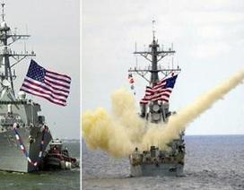 """Ukraine sẽ """"bán"""" hải cảng cho chiến hạm Mỹ?"""