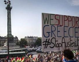 Pháp - phao cứu đắm cuối cùng của Hy Lạp?