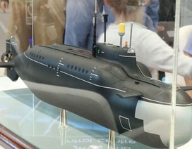 Nga có kế hoạch tái sử dụng tàu ngầm tập kích lớp Piranha