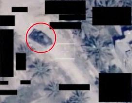 Xem máy bay Anh truy diệt xe chở bom của IS