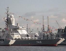 Điểm mặt các tàu chiến mới nhất của Hải quân Nga tại IMDS 2015