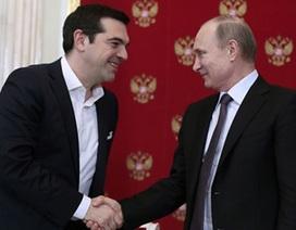 Nga sẽ hậu thuẫn Hy Lạp vượt qua khó khăn