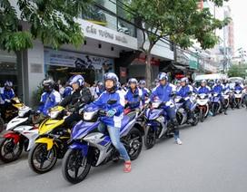 Chinh phục đèo Omega với xe Yamaha Exciter 150