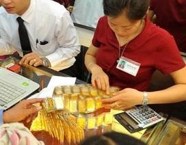 Giá vàng trong nước vẫn cao hơn thế giới 4,2 triệu đồng/lượng
