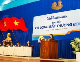 Phó Tổng Giám đốc Vietcombank giữ chức Chủ tịch VNCB