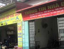 """Sở TNMT Hà Nội yêu cầu giải quyết vụ """"cắt gọt"""" nhà dân bán đấu giá"""