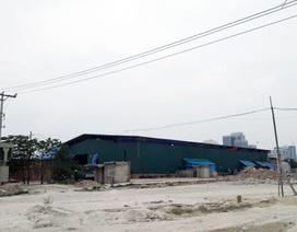 """Quận Cầu Giấy lên kế hoạch cưỡng chế nhà xưởng, kho bãi """"xẻ thịt"""" công viên"""