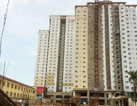 TP. Hà Nội chỉ đạo phá dỡ công trình vi phạm ở chung cư Thăng Long Garden