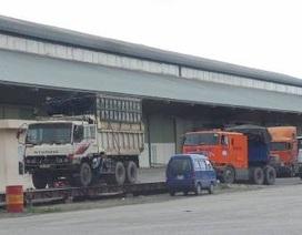 Đình chỉ 1 Phó tổng giám đốc, 5 cán bộ cảng Cái Lân vì để lọt xe quá tải