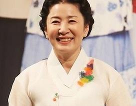 Ngôi sao gạo cội xứ Hàn qua đời vì bệnh ung thư