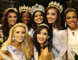 Người đẹp Ấn Độ đăng quang tại cuộc thi Hoa hậu xuyên quốc gia