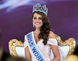 """Tân hoa hậu thế giới từng bị chỉ trích vì """"béo"""" trước cuộc thi"""