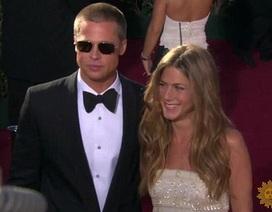 Jennifer Aniston không đau khổ khi ly dị Brad Pitt
