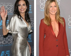 Jennifer Aniston khen ngợi Angelina Jolie