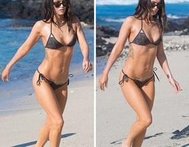 Mỹ nhân gợi tình Megan Fox đi tắm biển cùng chồng