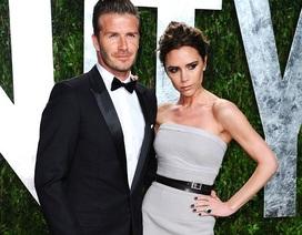 """David Beckham """"qua mặt"""" bà xã để làm biểu tượng thời trang"""