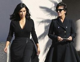 """Kim Kardashian dịu dàng xuống phố sau bộ ảnh """"nóng"""""""